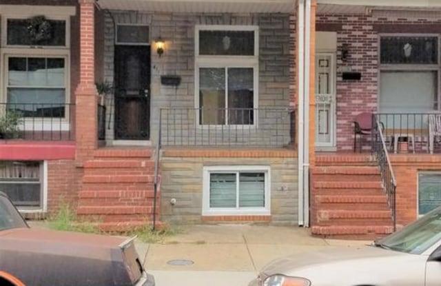 411 N ELLWOOD AVE - 411 North Ellwood Avenue, Baltimore, MD 21224