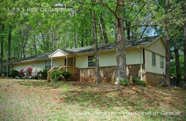 1333 Red Cedar Trail - 1333 Red Cedar Trail, DeKalb County, GA 30083