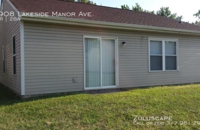 5908 Lakeside Manor Ave. - 5908 Lakeside Manor Avenue, Indianapolis, IN 46254