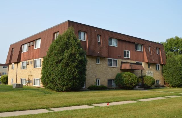 Cedar Square East & West - 3037 10th St N, Fargo, ND 58102