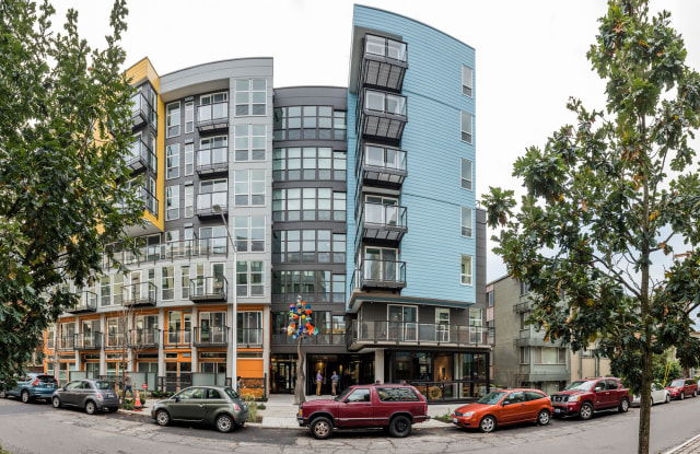 Rubix - 515 Harvard Ave E, Seattle, WA 98102