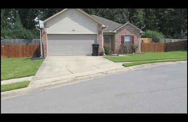 """14095 Magnolia Glen Drive - 14095 Magnolia Glen Drive, Alexander, AR 72002"""
