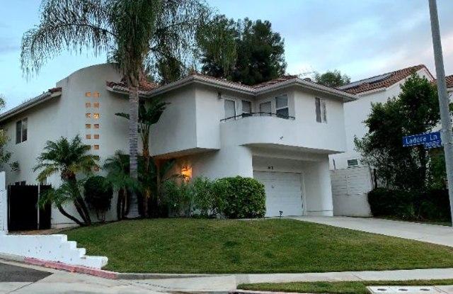 4870 Don Pio Dr - 4870 Don Pio Drive, Los Angeles, CA 91364