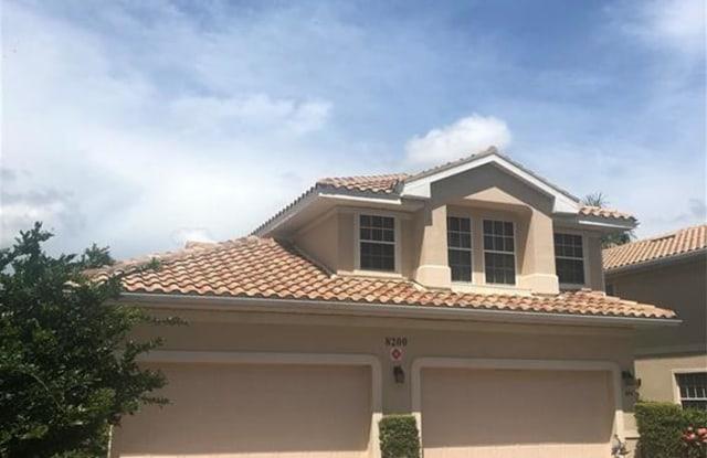 8200 Saratoga DR - 8200 Saratoga Drive, Lely Resort, FL 34113
