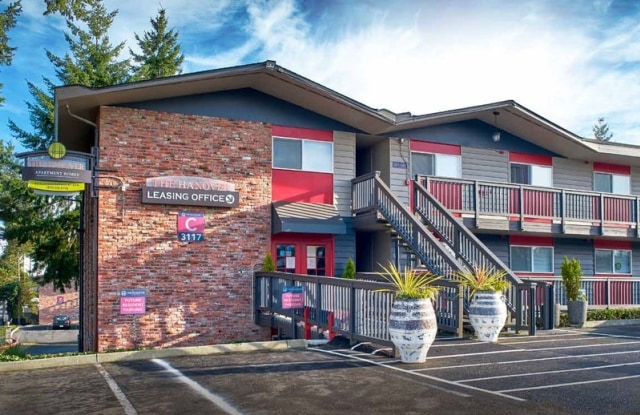 3117 S 192nd St, C305 - 3117 South 192nd Street, SeaTac, WA 98188