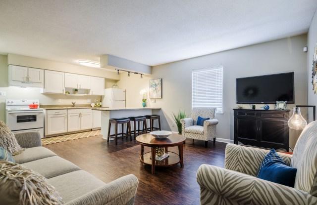 Arbor Creek Apartment Homes - 5400-6 Portree Pl, Raleigh, NC 27606