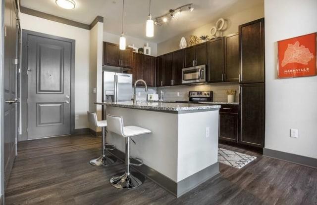 Octave Apartments - 2350 8th Ave. S, Nashville, TN 37204