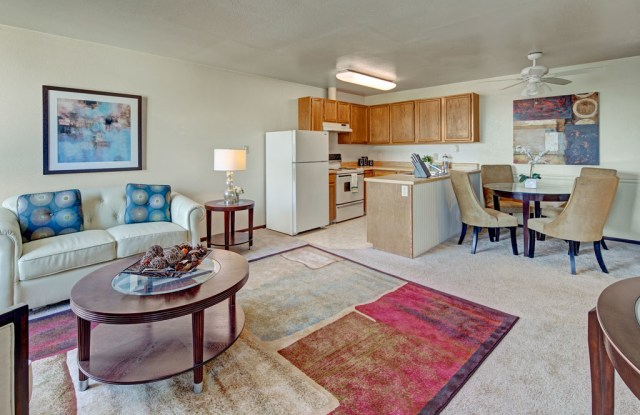 Alpine Apartment Homes - 5215 Mockingbird Dr, Anchorage, AK 99507