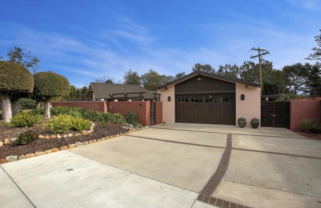 1491 Monte Vista Road - 1491 Monte Vista Road, Montecito, CA 93108