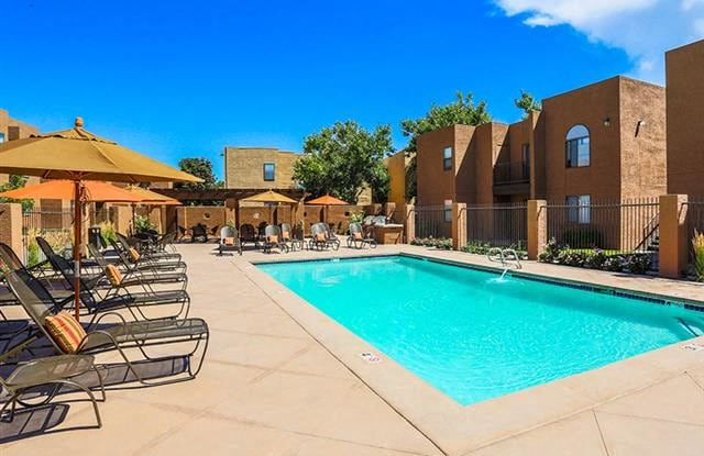 Tierra Pointe Apartments - 6901 Los Volcanes Rd NW, Albuquerque, NM 87121