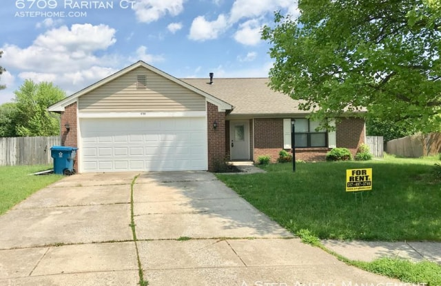 6709 Raritan Ct - 6709 Raritan Court, Indianapolis, IN 46221