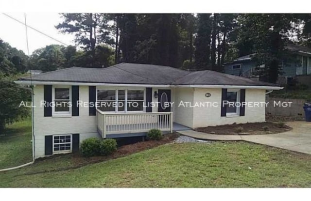1854 Shadydale Avenue SE - 1854 Shadydale Avenue Southeast, Atlanta, GA 30315