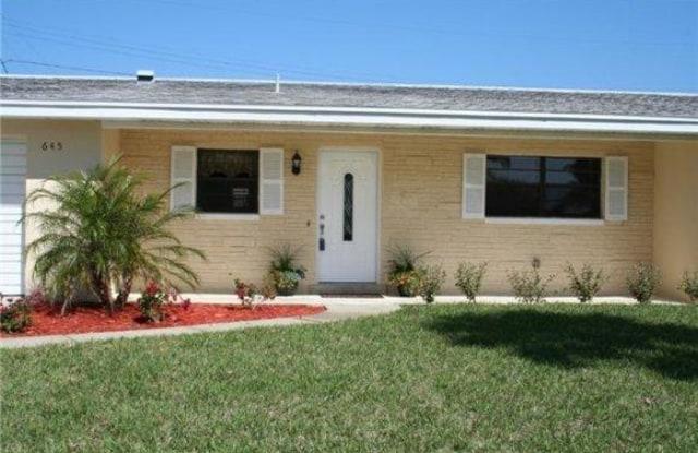 645 Rosada Street - 645 Rosada Street, Satellite Beach, FL 32937