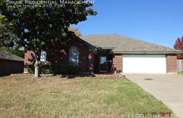 1100 Chablis Dr - 1100 Chablis Drive, Harker Heights, TX 76548