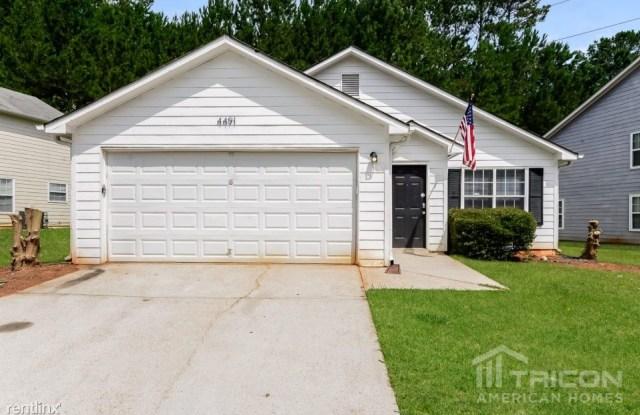 4491 Latchwood Drive - 4491 Latchwood Drive, DeKalb County, GA 30038