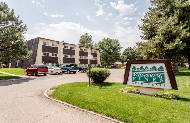 Whispering Pines Apartments - 515 E Drake Rd, Fort Collins, CO 80525