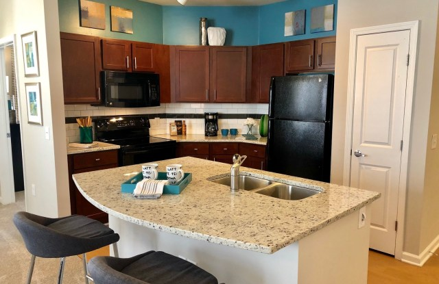 Level at 401 - 5721 Goodstone Drive, Raleigh, NC 27616