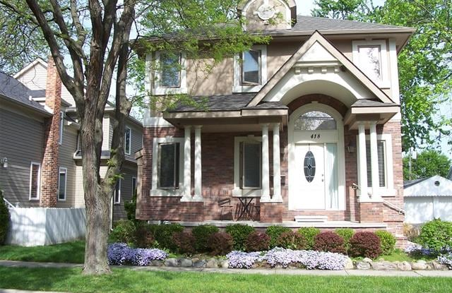 418 OAK STREET Street E - 418 Oak Street, Rochester, MI 48307