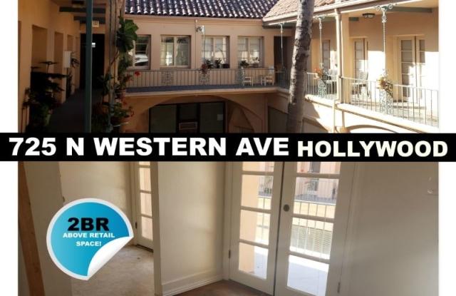 725 N Western Ave 209 - 725 Western Avenue, Los Angeles, CA 90038