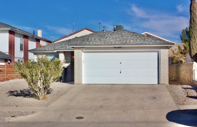 12125 SAINT CRISPIN Avenue - 12125 Saint Crispin, El Paso, TX 79936