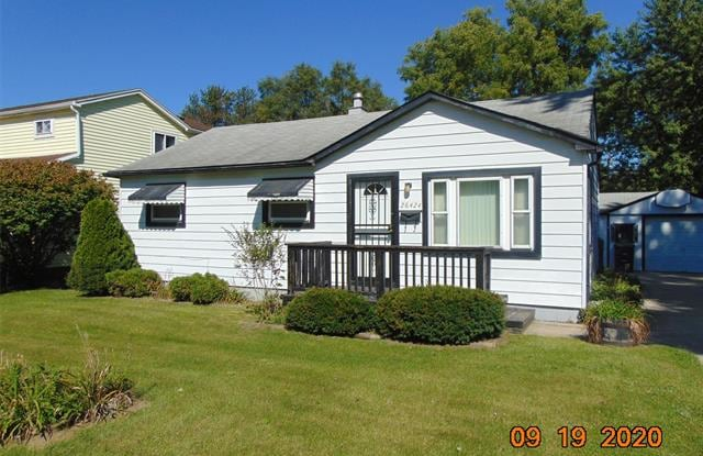 26424 BEVERLY Road - 26424 Beverly Road, Taylor, MI 48180