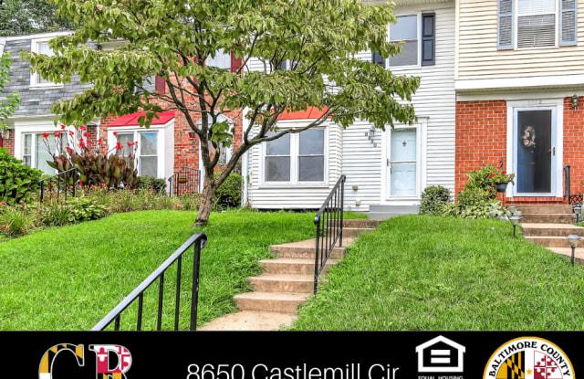 8650 Castlemill Cir - 8650 Castlemill Circle, Perry Hall, MD 21236