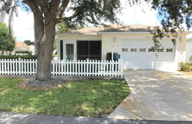 2111 Thornton Terrace - 2111 Thornton Terrace, The Villages, FL 32162