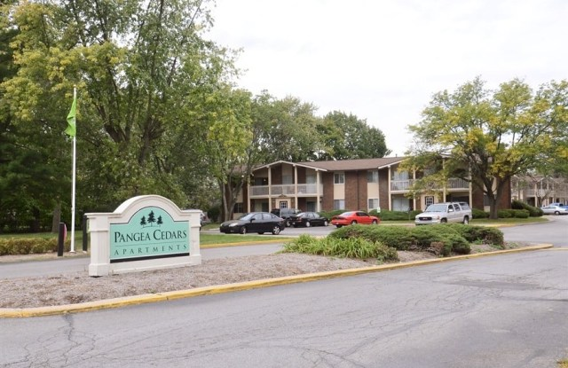 Pangea Cedars Apartments - 3417 N Rybolt Ave, Indianapolis, IN 46222