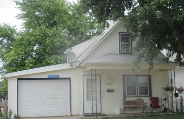 3422 X ST - 3422 X Street, Omaha, NE 68107