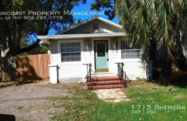 1715 Sheridan St - 1715 Sheridan Street, Jacksonville, FL 32207