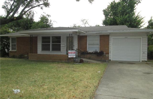 2316 Maryel Drive - 2316 Maryel Drive, Fort Worth, TX 76112