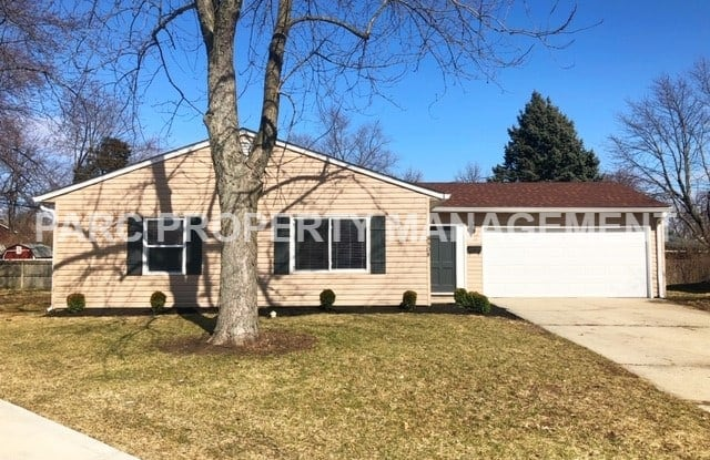 9908 Strathmore Ct - 9908 Strathmore Court, Indianapolis, IN 46235