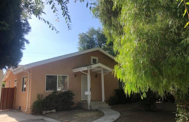 5749 Hazeltine Ave. - 5749 Hazeltine Avenue, Los Angeles, CA 91401