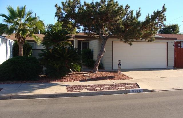 8276 Hudson Dr. - 8276 Hudson Drive, San Diego, CA 92119