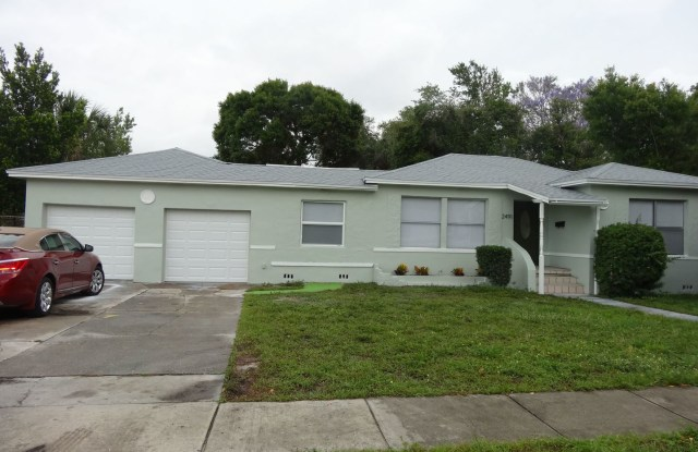 2491 14th Ave South - 2491 14th Avenue South, St. Petersburg, FL 33712