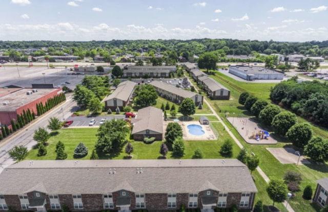 Kimber Green Apartments - 200 Kimber Ln, Evansville, IN 47715
