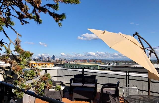 City Watch Apartments - 4744 41st Ave SW, Seattle, WA 98116