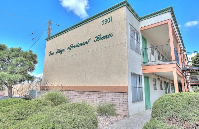 Fair Plaza Apartments - 5901 Alice Avenue Northeast, Albuquerque, NM 87110