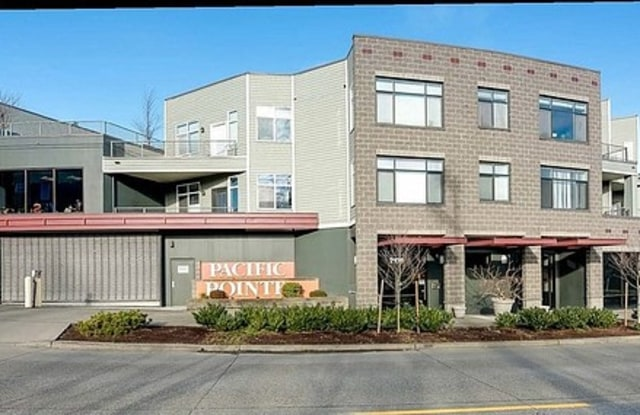 Pacific Pointe Apartments - 2108 North Pacific Street, Seattle, WA 98103