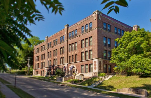 Moline High School Lofts - 1001 16th St, Moline, IL 61265
