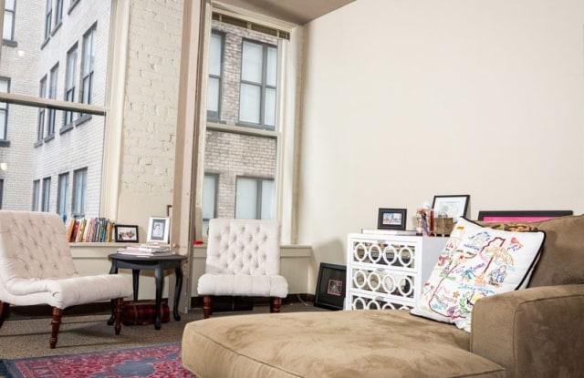 The Lofts of Merchants Row - 1247 Woodward Avenue, Detroit, MI 48226