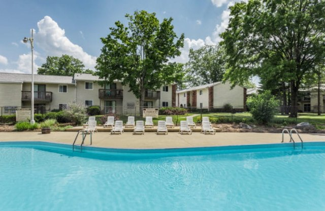 Fountain Park Apartments - 3209 East Tenth St., Bloomington, IN 47408