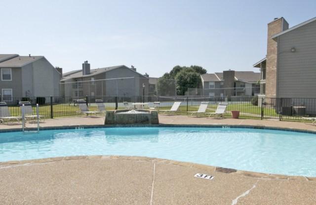 Marine Creek Apartments - 4500 Marine Creek Pkwy, Fort Worth, TX 76106