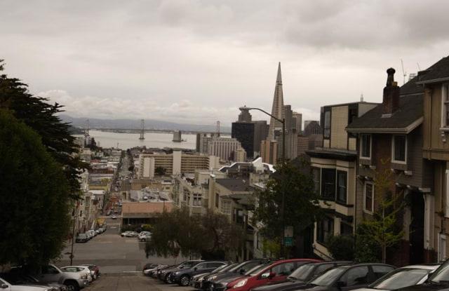 1041-1059 Broadway Street - 1041-1059 Broadway Street, San Francisco, CA 94109
