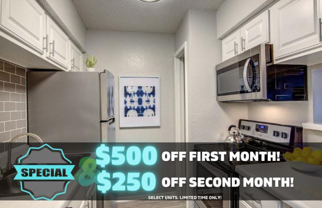 Bar Harbor Apartments - 2601 North Repsdorph Road, Seabrook, TX 77586