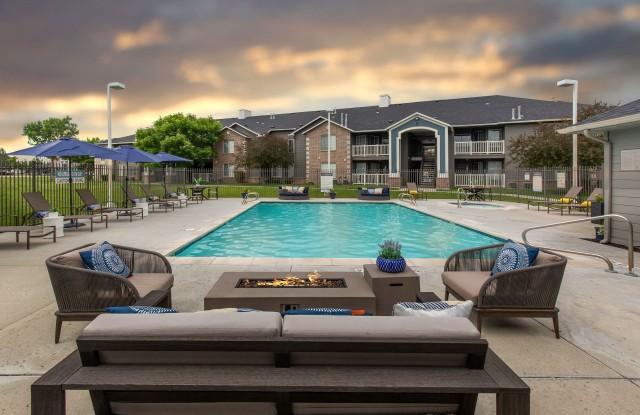 Woodgate Apartments at Jordan Landing - 3851 Cobble Ridge Dr, West Jordan, UT 84084
