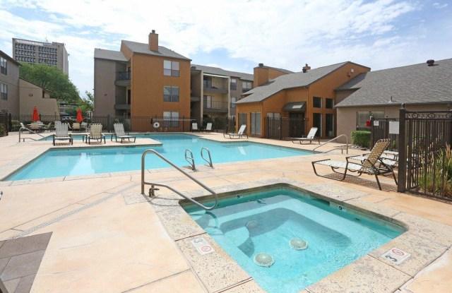 Alvarado Apartments - 611 Lead Ave SW, Albuquerque, NM 87102