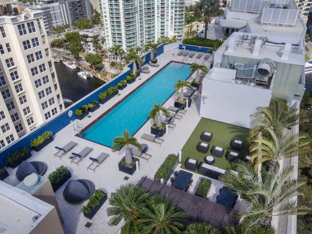 Vu New River Fort Lauderdale Fl Apartments For Rent