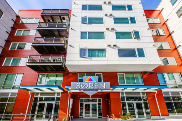 Soren Apartments Seattle Wa Apartments For Rent