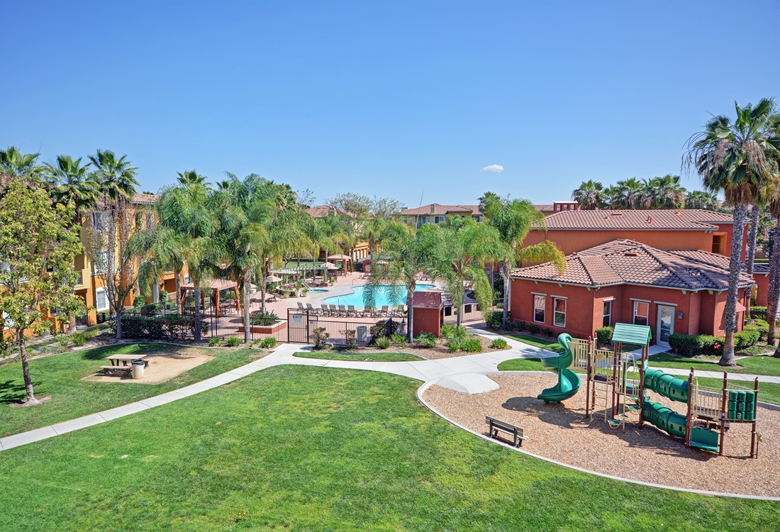 Missions at Sunbow - Covering over 14 acres in the Sunbow community of Chula Vista, we are located next to Sharp Hospital, just east of I-805 with convenient access at either Olympic or Telegraph Canyon Road